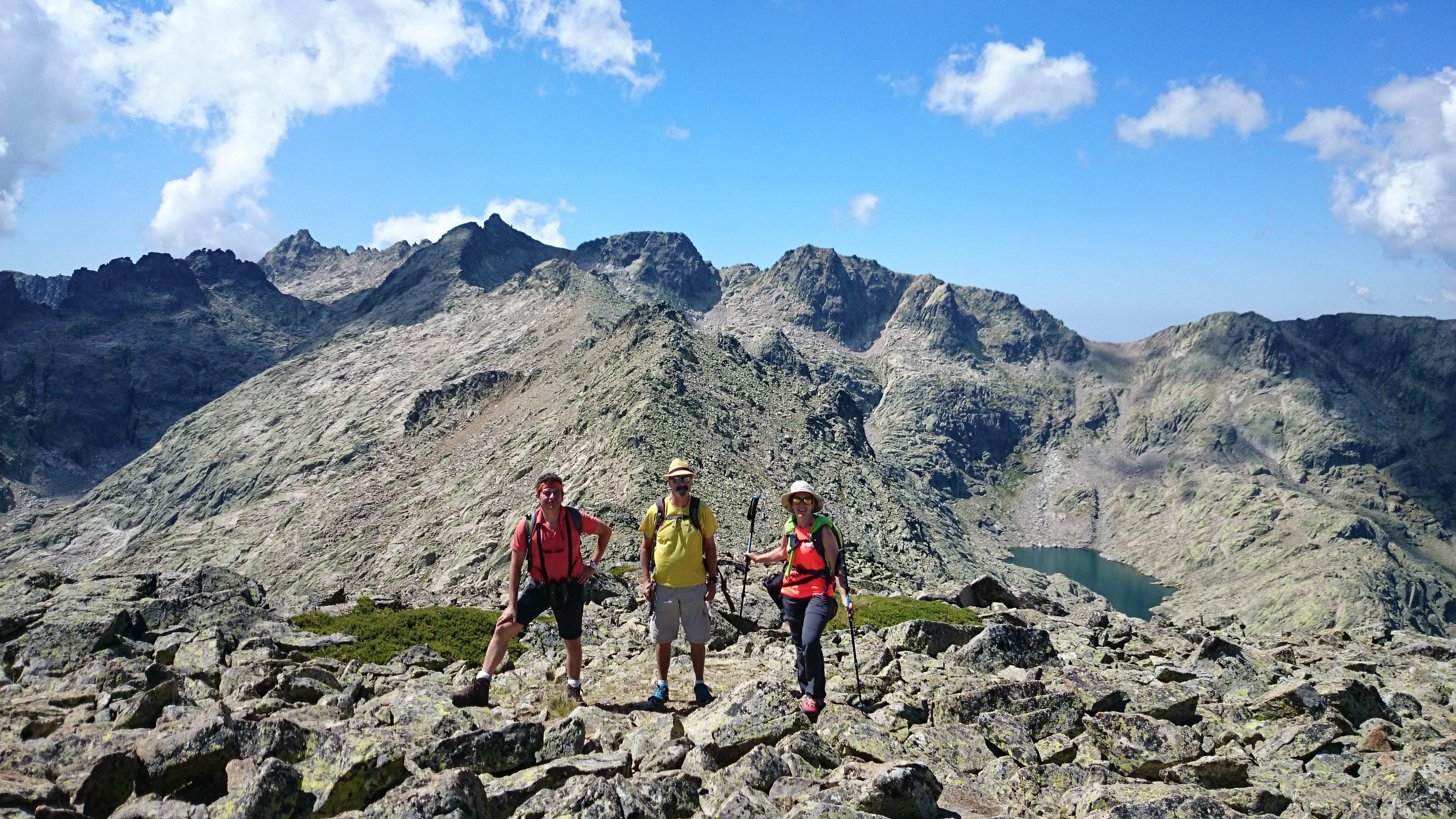 Trekking de altura en Gredos